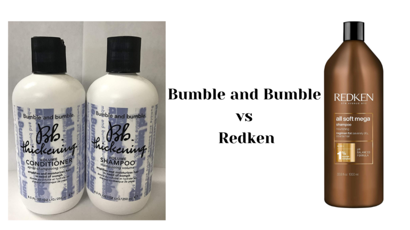 Which Is The Best: Bumble and Bumble vs Redken
