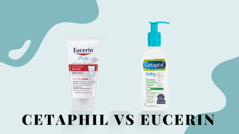 Cetaphil Vs Eucerin: An Enlightening Comparison