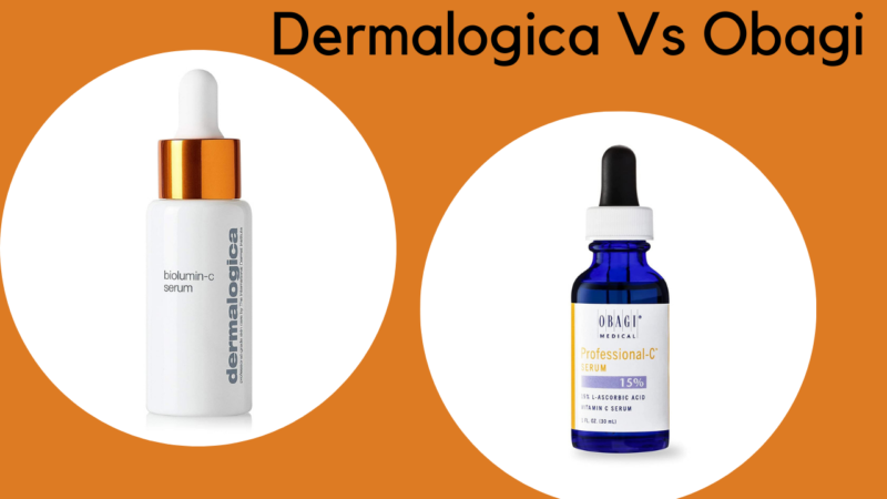 Dermalogica Vs Obagi: Guide to Finding The Perfect Vitamin C Serums in 2021