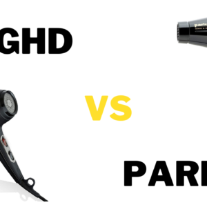 GHD vs Parlux: The basic comparisons