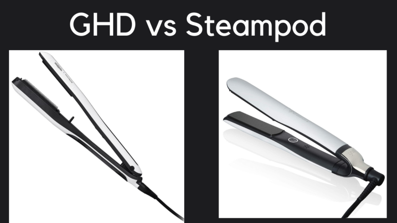 GHD vs Steampod: The best Straightener for Fabulous Looking Hair!
