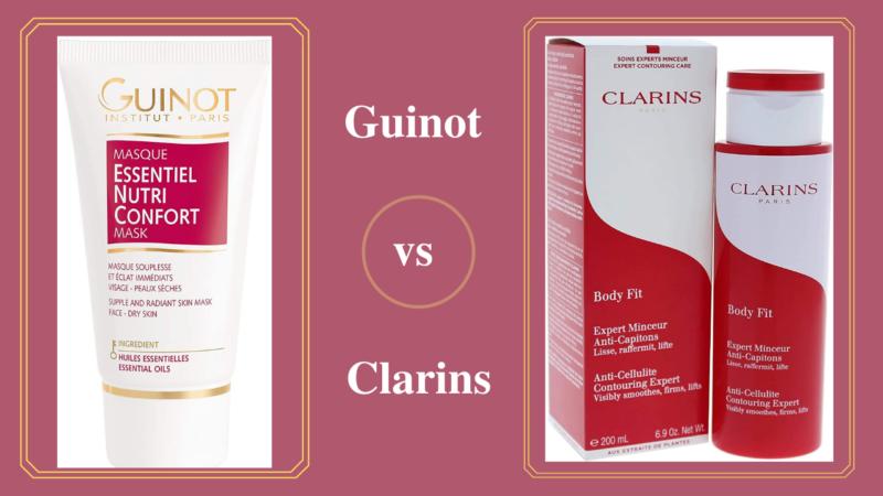 Guinot vs Clarins – A Detailed Comparison