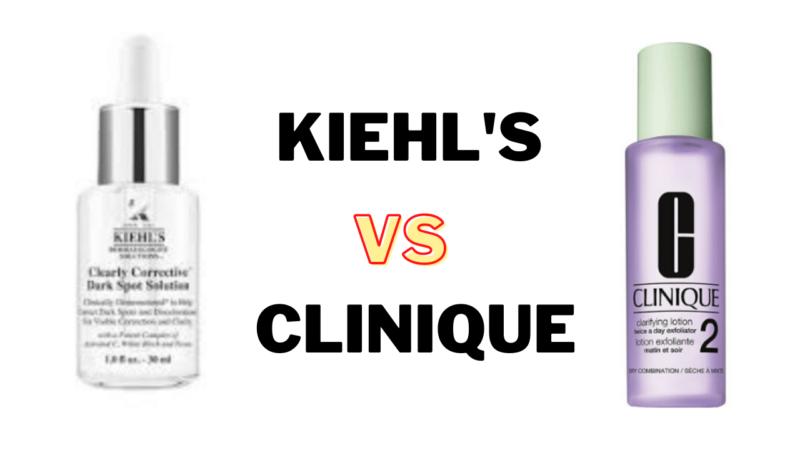 Kiehls vs Clinique- The Skin Expert 2021
