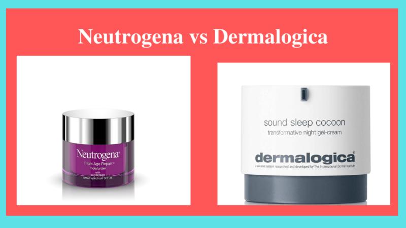 Neutrogena vs Dermalogica- What To Choose?