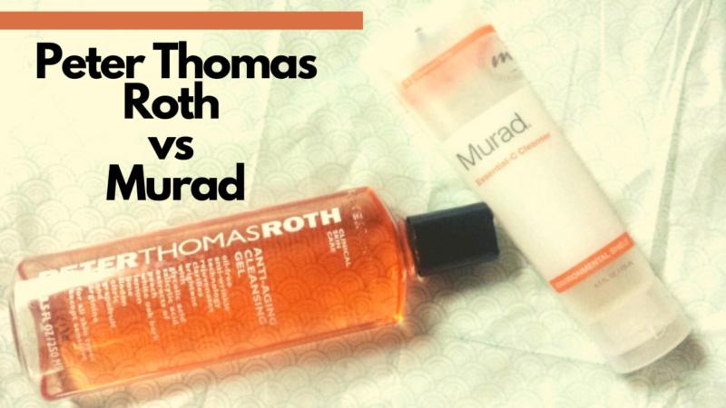 2021 Skin Care: Peter Thomas Roth vs Murad