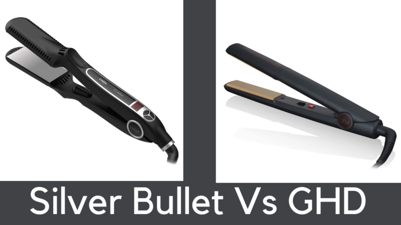 Silver Bullet vs GHD: Which is the best Straightening Brush in the Market?